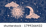 Magic Banner For Astrology ...