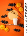 Halloween Paper Decorations On...