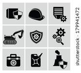 energy icons vector | Shutterstock .eps vector #179941472