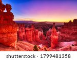 Thors Hammer In Bryce Canyon...