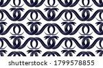 snakes seamless background ...   Shutterstock .eps vector #1799578855