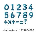 kids blue colored cartoon... | Shutterstock .eps vector #1799836702
