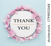 this is a thank you card    Shutterstock . vector #1799852068