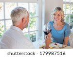portrait of a mature couple... | Shutterstock . vector #179987516