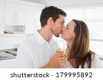 close up of a loving young...   Shutterstock . vector #179995892