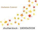 Watercolor Autumn Leaves Vrcto...