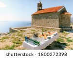 Budva  Montenegro   21 August...