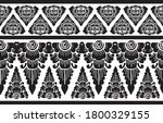 motif bali  indonesia. with... | Shutterstock .eps vector #1800329155