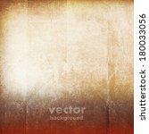 grunge retro vintage paper... | Shutterstock .eps vector #180033056