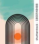 abstract contemporary vector...   Shutterstock .eps vector #1800548488