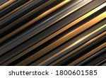 abstract silver and gold lines... | Shutterstock .eps vector #1800601585