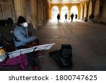 March 22  2020 Musician With...