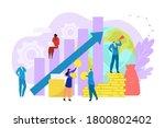 business work process concept...   Shutterstock .eps vector #1800802402