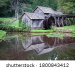 Historic Mabry Mill Is A Water...
