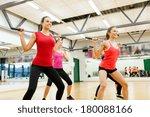fitness  sport  training  gym... | Shutterstock . vector #180088166