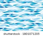 abstract pattern like blue wave   Shutterstock . vector #1801071205