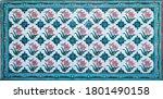 Rows Of Antique Nyonya Tiles...