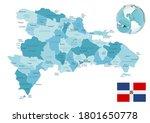 dominican republic... | Shutterstock .eps vector #1801650778