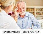 Senior With Dementia Or...