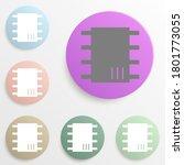 cpu badge color set. simple...