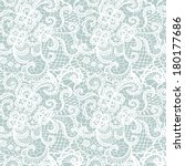 Lace Seamless Pattern With...