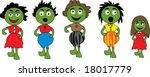 vector character | Shutterstock .eps vector #18017779