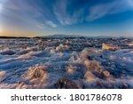 Jokulsarlon Glacier Lagoon In...