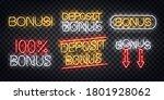 vector set of realistic...   Shutterstock .eps vector #1801928062
