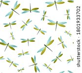 Dragonfly Minimal Seamless...