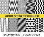 set of geometric minimalistic...   Shutterstock .eps vector #1802189425