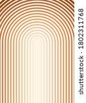 contemporary  geometric... | Shutterstock .eps vector #1802311768