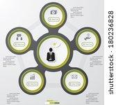 modern business clean banners...   Shutterstock .eps vector #180236828