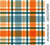 gingham seamless pattern....   Shutterstock .eps vector #1802376985