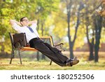 Young Businessman Taking A...
