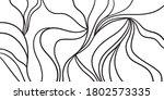 Abstract Waves. Wavy Backgroun...