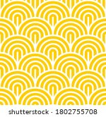 vector seamless pattern with... | Shutterstock .eps vector #1802755708