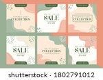 end season sale end summer sale ...   Shutterstock .eps vector #1802791012