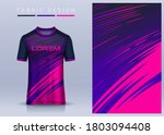 fabric textile for sport t... | Shutterstock .eps vector #1803094408
