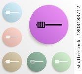 sound level badge color set....