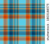 tartan scotland seamless plaid... | Shutterstock .eps vector #1803188575