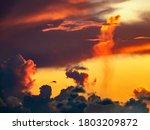 Dramatic Variegated Cloudscape...
