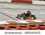 go cart panning | Shutterstock . vector #180345425