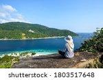 View Of Pulau Aur Island From...