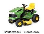 lawn tractor | Shutterstock . vector #180363032