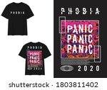 vaporwave streetwear hoodie...   Shutterstock .eps vector #1803811402