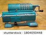 Old Soviet Metal Mechanical...