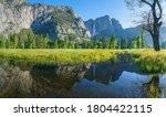 Yosemite Falls From Yosemite...