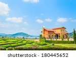tuscany house | Shutterstock . vector #180445652