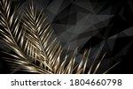 elegant background with golden... | Shutterstock .eps vector #1804660798