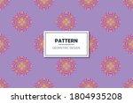 luxury ornamental mandala... | Shutterstock .eps vector #1804935208